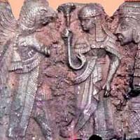 Reptilian Hybrid Sumerian Gods 200x200 Ancient Sumerian Anunnaki Gods From the Sky