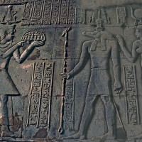 Sobek the crocodile god with reptilian head 200x200 Ancient Sumerian Anunnaki Gods From the Sky