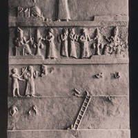 Stele of Ur nammu 2100 BCE 200x200 Ancient Sumerian Anunnaki Gods From the Sky