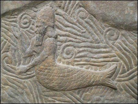 Sumerian Gods Anunnaki Hybrids Fish DNA Genetic Material