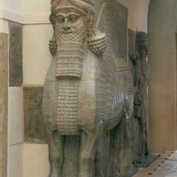lamassu man Lord of Creation 200x200 Ancient Sumerian Anunnaki Gods From the Sky