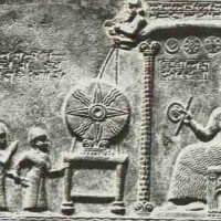 the Annunaki of Sumerian Mythology Giant Wheel 200x200 Ancient Sumerian Anunnaki Gods From the Sky