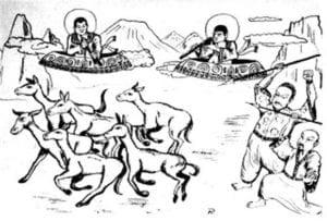 Resultado de imagen de Mitología china habla de guerra de dioses Extraterrestres SIN LUGAR A DUDAS en la antiguedad