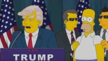 8 Incredible prophecies of 'The Simpsons'