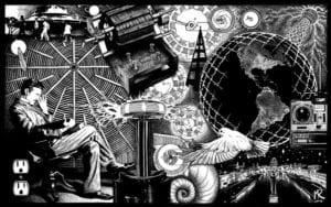 """""""Tout est lumière"""" L'interview incroyable de Nikola Tesla"""