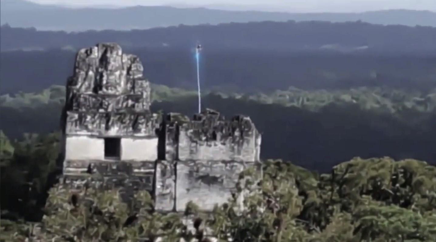 OVNI sobre Tikal Un video viral provoca Polmica sobre