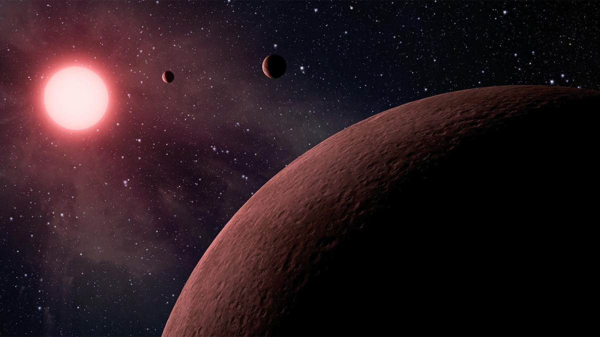 10 Planets That Could Hold Life