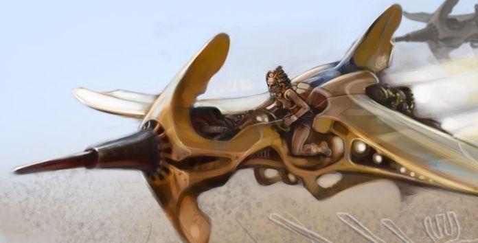 Naves Interestelares visitaron nuestro Planeta hace 6.000 años
