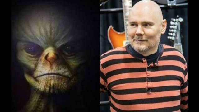Billy Corgan alien encounter
