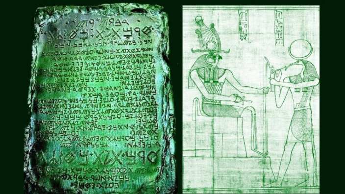 tablets of Thoth