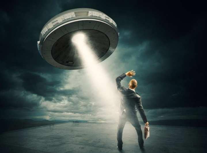 Falcon Lake UFO