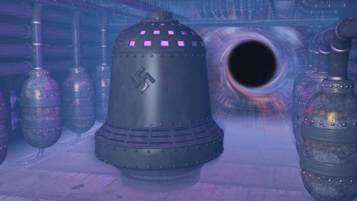 Die Glocke Nazi Bell