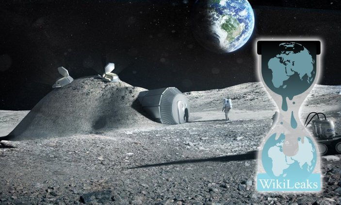 US destroyed an extraterrestrial moon base