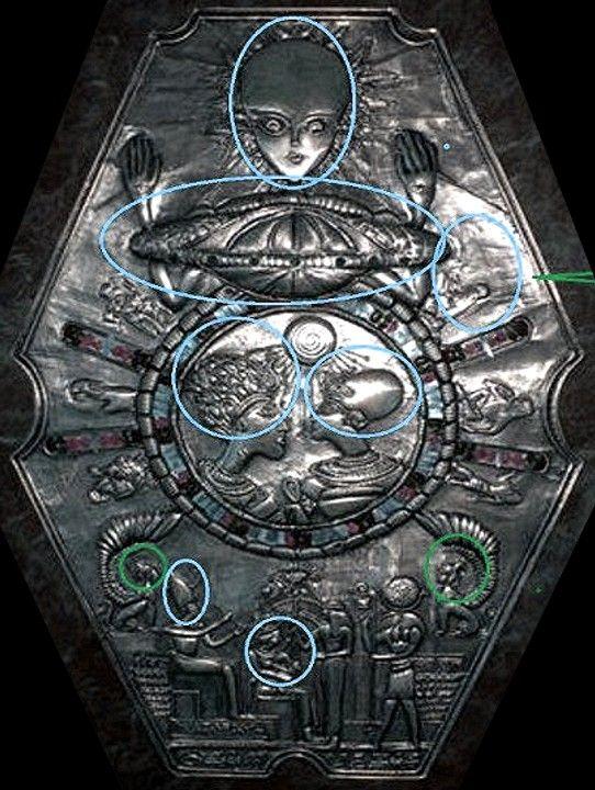 medallion of the pharaoh