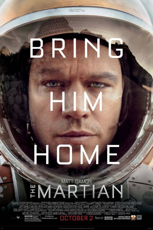 'The Martian' More than a coincidence?