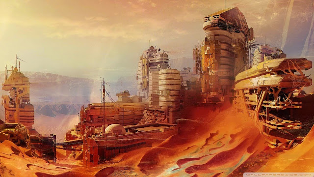 Was Life On Mars Destroyed By Some Catastrophic Event!?