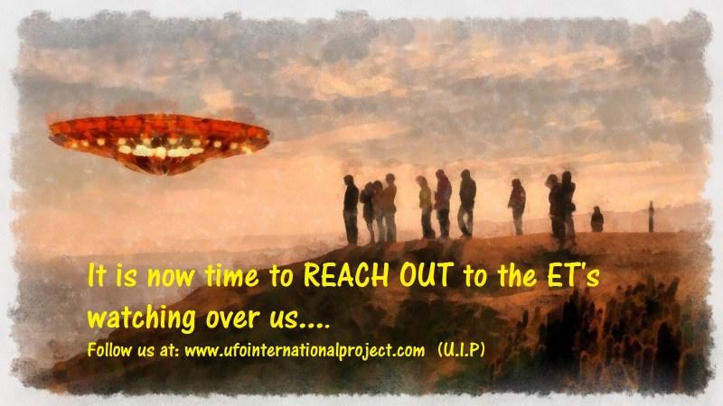 UFO Spotters by Raphael Terra