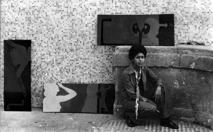 """Fotos de Tuio Franco para a matéria """"A Solidão do Corpo"""" escrita por Renato Rosa para o Jornal """"O Exemplar"""" - Porto Alegre, 1972"""
