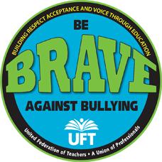 Be BRAVE against bullying