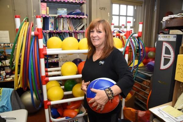 Teacher Choice Funds Key Classroom Success