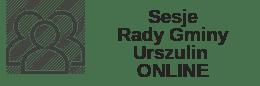 Sesje Rady Gminy Urszulin ON-LINE