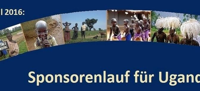 Sponsorenlauf des Augustin-Wibbelt-Gymnasiums Warendorf für Uganda am 27. April 2016!