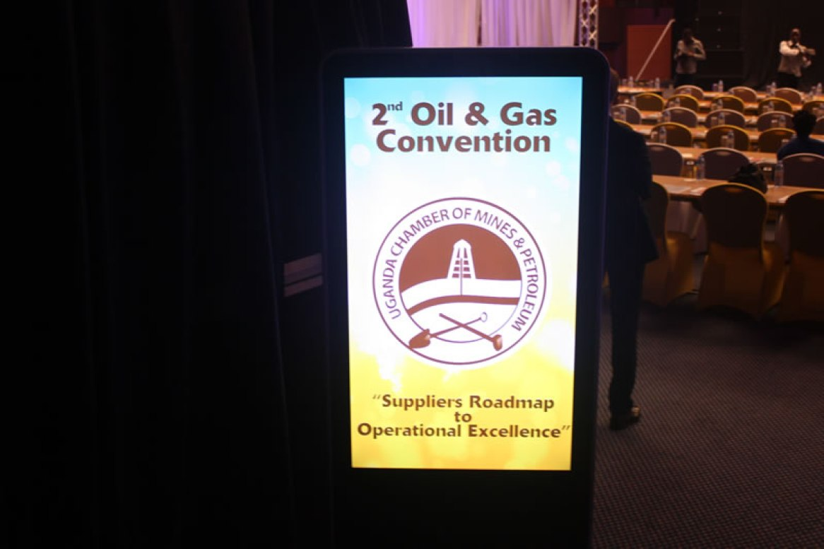 UIA at 2nd Oil & Gas Convetion