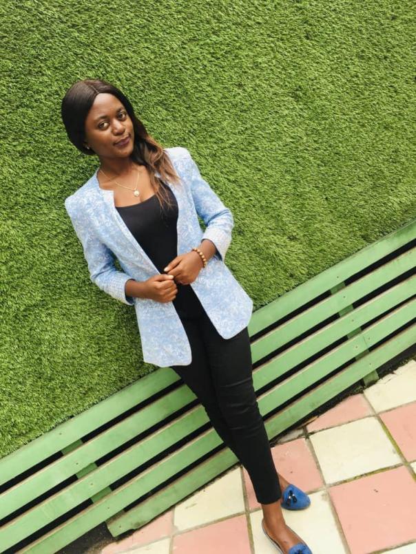 Pamela in Democratic Republic of Congo