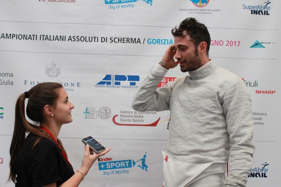 Intervista a Luigi Samele