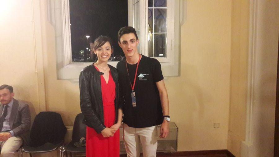 Intervista a Carolina Parmesani