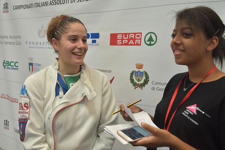 Intervista a Roberta Marzani dopo la gara – 09.06.2017