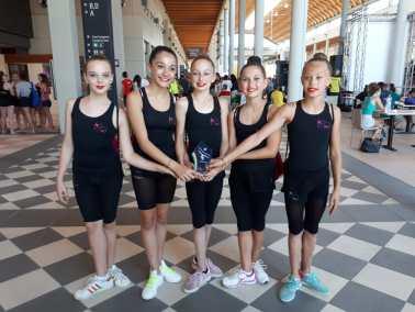 Ottimi risultati per le ginnaste di UGG alle finali nazionali