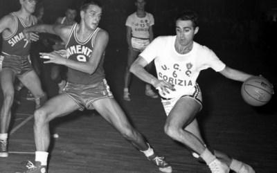 Il mondo del basket festeggia gli 80 anni di Paolo Vittori