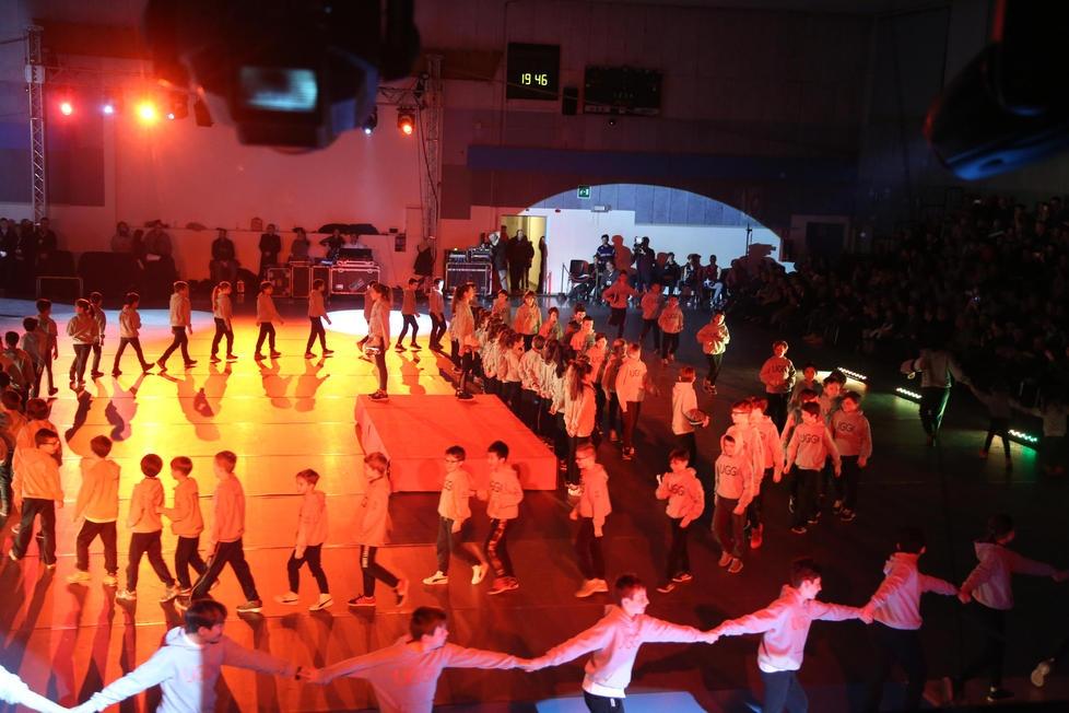 La festa per i 150 anni dell'Ugg a Gorizia