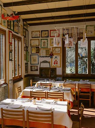 U Giancu  Ristorante cucina ligure a Rapallo Genova