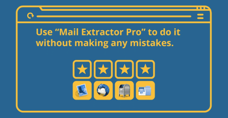 Convert Apple Mail to Outlook for Mac by Converting the Profile Database Directly to PST Files! 3
