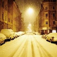 Guten Morgen lieber Winter