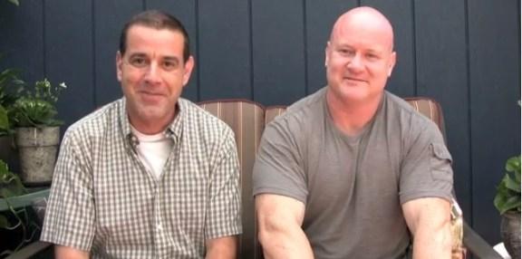 US, Sam & Gary : August 2013