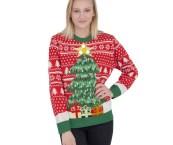 ugly christmas sweater christmas tree