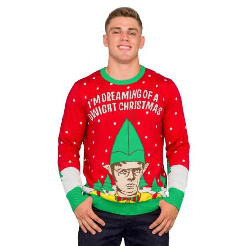 The Office Christmas sweater