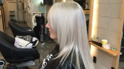 achieve perfect ash blonde
