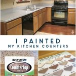 I Painted My Kitchen Countertops Ugly Duckling House