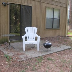 Chairs At Homegoods Hanging Chair Low Price The Backyard Makeover: Before And After – Ugly Duckling House