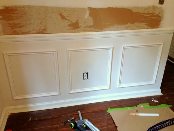 How to Install Picture Frame Molding an Easier DIY Than