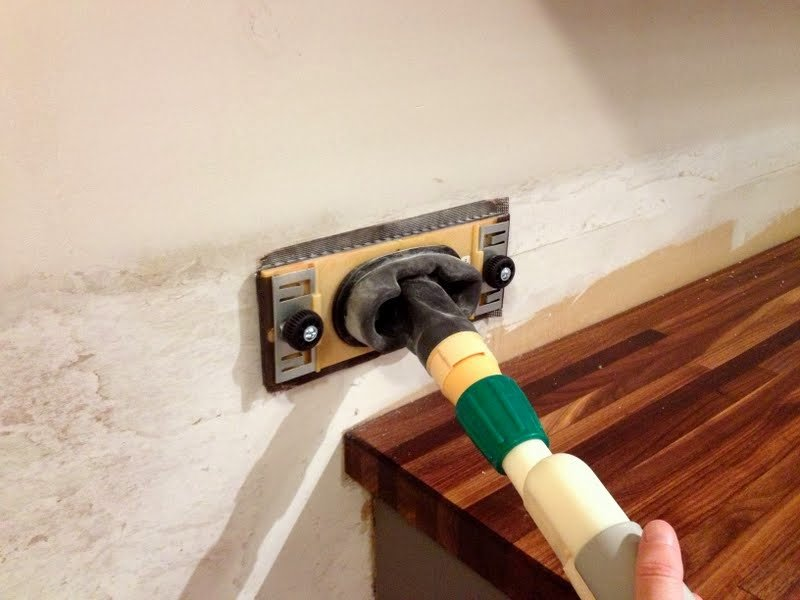 how to prep kitchen walls for a tile