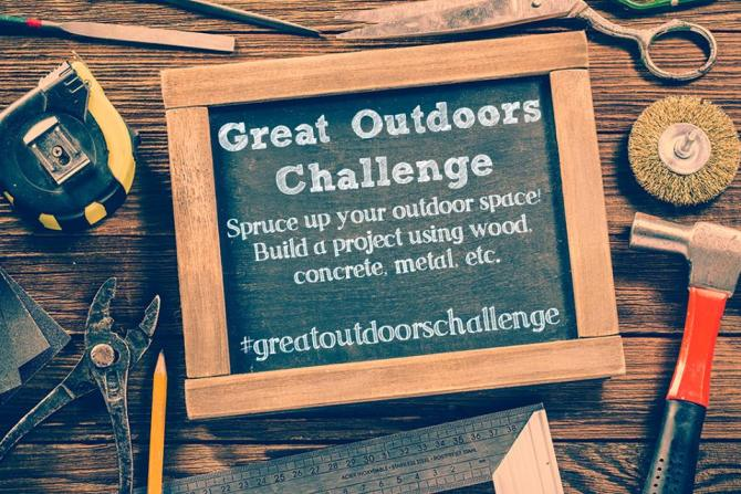 greatoudoorschallenge Great Outdoors Challenge