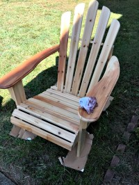 Staining Tips for Adirondack Chairs and New Planters  The ...