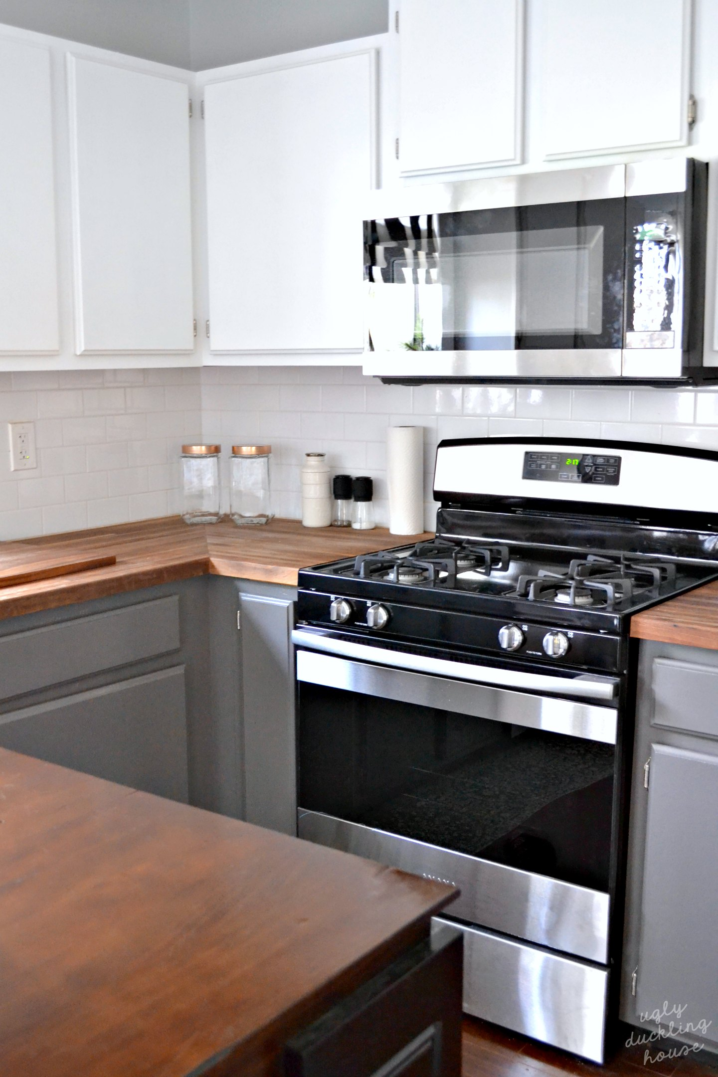 new kitchen appliances single handle pulldown faucet how i protect and clean my butcher block counters  ugly