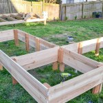 Diy L Shaped Garden Bed Ugly Duckling House