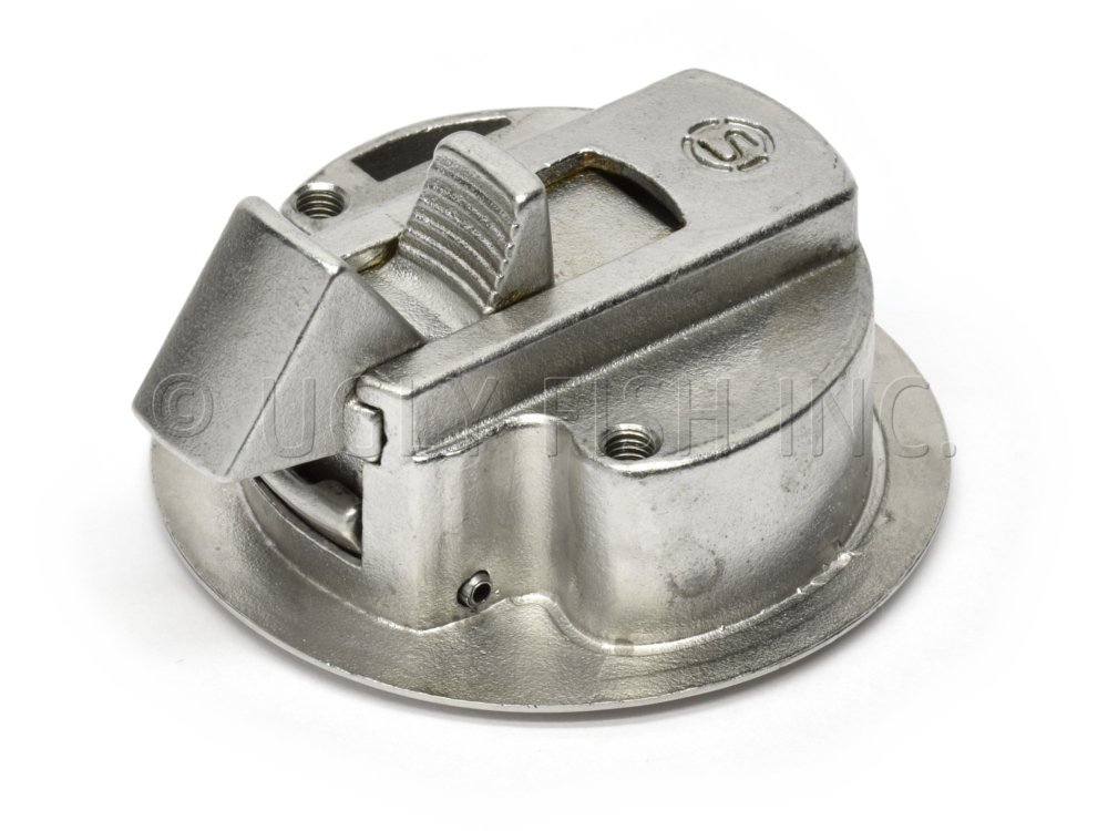 Southco 25 Large PushtoClose Slam Latch in Stainless
